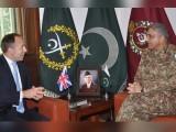 برطانوی ہائی کمشنر نے خطے میں امن واستحکام کے لیے پاکستانی کوششوں کو سراہا۔ فوٹو: فائل