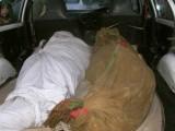 دونوں کی لاشوں کو پوسٹ مارٹم کے لیے اسپتال منتقل کردیا گیا ہے۔ فوٹو: فائل