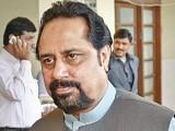 سعد رفیق نے کہا تھا کہ فاروق ستار سے بات ہوگئی ہے اس لیے ووٹ دیا، سینیٹر میاں عتیق۔ فوٹو : فائل