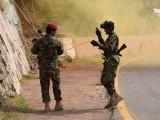 پاکستان اور روس کی اسپیشل فورسز کی  15روزہ مشترکہ فوجی مشقیں  ہوگئیں،فوٹو :فائل
