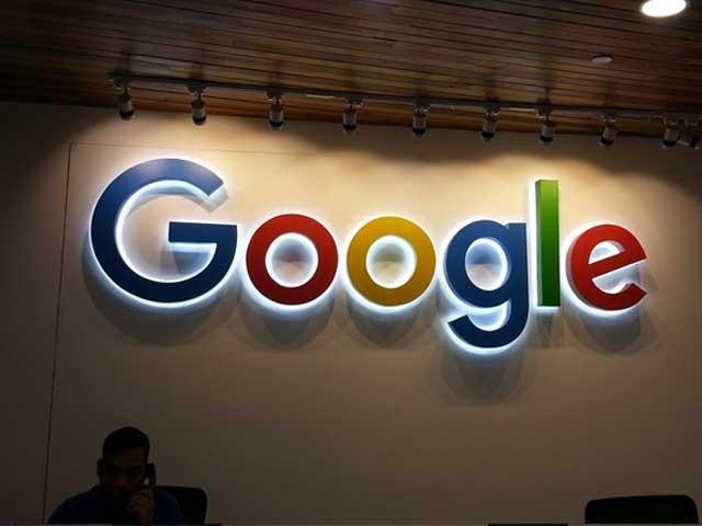 گوگل کا یہ نام ایک غلطی کی صورت میں رکھا گیا۔ (فوٹو: فائل)