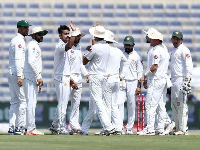 پاکستان کے گزشتہ دورئہ یواے ای میں اظہر علی اور سمیع اسلم بطور اوپنر کھیلے تھے۔ فوٹو: نیٹ