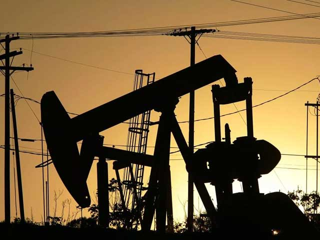 18ہزار497 فٹ کی گہرائی میں کنویں سے یومیہ2520بیرل تیل اور21مینً کیوبک فٹ گیس کے شواہد،پیداوار2 ہفتوں میں شروع ہوجائیگی فوٹو: فائل