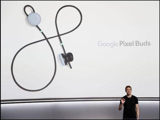 گوگل کی یہ نئی ایجاد نومبر سے مارکیٹ میں فروخت ہو گی جس کی قیمت صرف149ڈالر ہے۔ فوٹو: فائل
