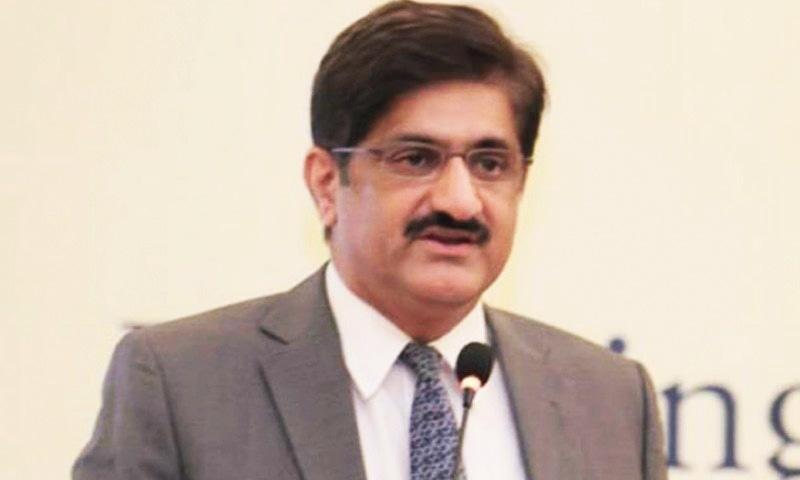 ہم جلد اصل ملزم  کو گرفتار کر كے شہریوں کو خوشخبری دینگے، وزیر اعلیٰ سندھ. فوٹو: فائل