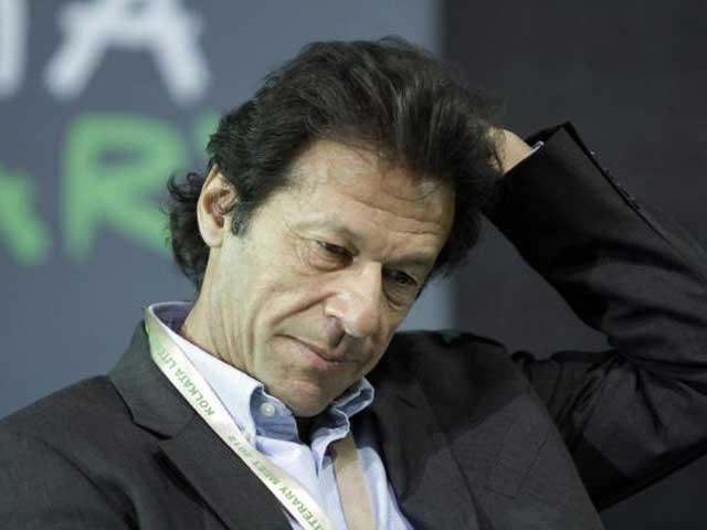 چیف کمشنر اسلام آباد نے پی ٹی آئی چیرمین کی جائیداد کی تفصیلات عدالت میں جمع کرادیں۔ فوٹو: فائل