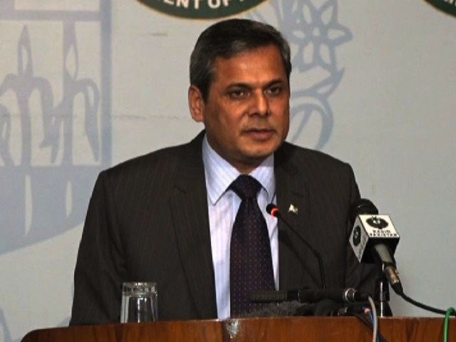 افغانستان میں بھارت کا کردار خطے میں استحکام کے لئے خطرناک ہے، ترجمان دفترخارجہ: فوٹو؛ فائل