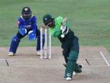 پانچ ایک روزہ میچوں کی سیریز میں پاکستان کو 0-1کی برتری حاصل ہے۔ فوٹو : فائل