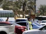 متحدہ عرب امارات میں لاکھوں درہم کا ٹریفک جرمانہ،فوٹو:انٹرنیٹ