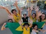 برازیل سے تعلق رکھنے والی فیملی جس کےہرفردکی 6انگلیاں ہیں:فوٹو:انٹرنیٹ