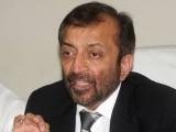 کراچی کو65 ایم جی ڈی اضافی پانی کی فراہمی کے منصوبے پر بھی جلد کام شروع ہوگا، پریس کانفرنس سے خطاب، فاروق ستار۔ فوٹو: فائل