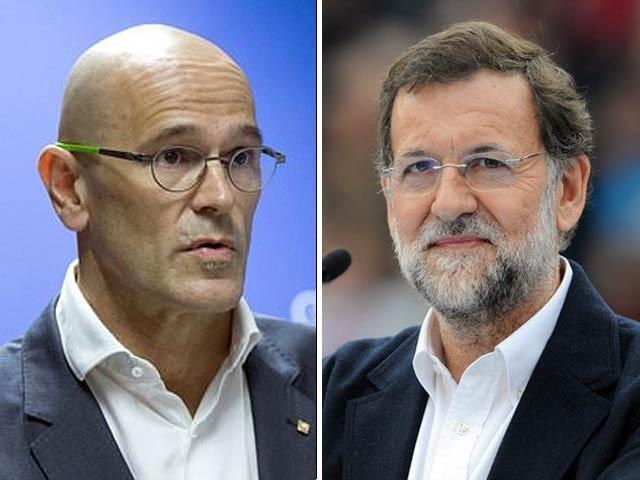 کاتالونیا نے سول نافرمانی کااعلان کردیا:فوٹو:انٹرنیٹ