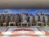 مشترکہ فوجی مشقوں سےانسداد دہشت گردی کےلئے پیشہ وارانہ مہارت کا تبادلہ ہوگا۔ فوٹو:عرب میڈیا