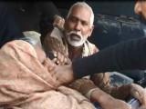 ایم ڈی اہلکار ہماری زمین پر قبضہ کرنا چاہتے ہیں، 75 سالہ بزرگ خاتون کابیان : فوٹو : ایکسپریس نیوز