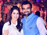 دونوں اپنی شادی کا جشن 27 نومبر کو ممبئی کے تاج محل ہوٹل میں منائیں گے ؛ فوٹوفائل