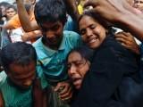 میانمار فوج کے ظلم و ستم کے باعث 6 لاکھ سے زائد روہنگیا مسلمان بنگلہ دیشی سرحد پر کیمپوں میں بے یارو مددگار پڑے ہیں،فوٹو: فائل