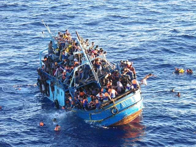 رواں ہفتے بحیرہ روم میں حادثے کےباعث انسانی زندگیوں کے ضائع ہونے کا یہ دوسرا واقعہ ہے۔ فوٹو:فائل