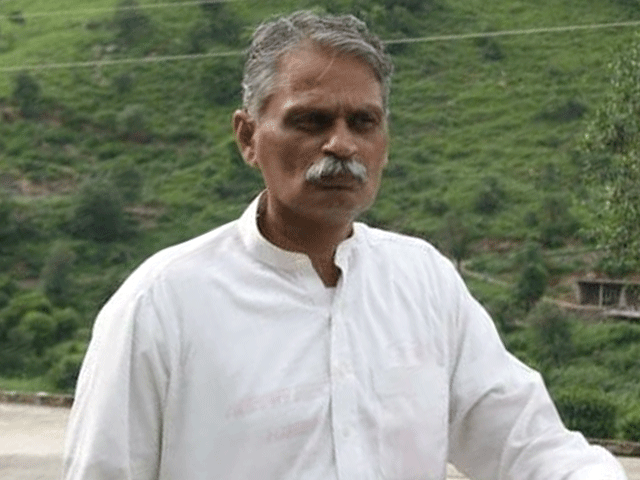Nayyer Iqbal Rana (File photo)