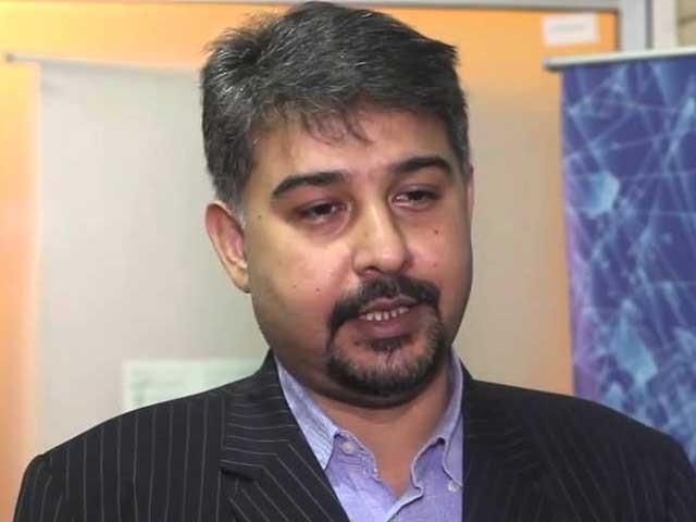 علی رضا عابدی نے ایم کیوایم اورپاک سرزمین پارٹی کے انتخابی اتحادسے اختلاف کرتے ہوئے پارٹی کی ممبرشپ سے استعفیٰ دیا تھا۔ فوٹو: فائل