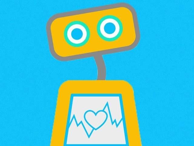 ووبوٹ کمپنی کا چیٹ بوٹ اب میسنجر میں دکھائی دیتا ہے جو انسانوں کی طرح بات کرتا ہے۔ فوٹو: فائل