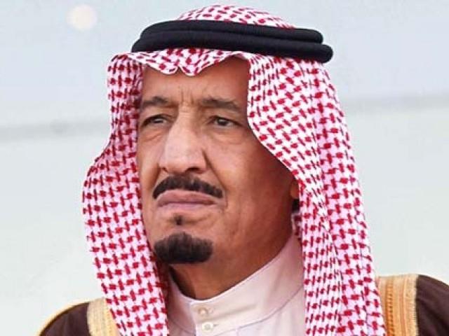 فلسطینیوں کے حقوق کی حمایت سعودی عرب کی پالیسی ہے، شاہ سلمان فوٹو: فائل