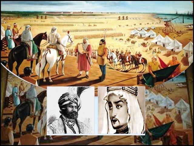 ہر خلیفہ کے زمانے میں مسلمانوں نے سندھ کے کچھ نہ کچھ علاقے فتح کیے۔ فوٹو : فائل
