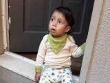میکا گیبرئیل میسن لوپیز کی عمر دو برس ہے فوٹو: بشکریہ اوڈٹی سینٹرل