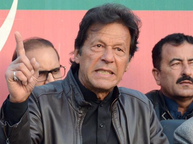 سیاسی اور حکومتی آلائشوں سے سندھ کو پاک کرنے کے لیے جامع حکمت عملی دیں گے، عمران خان فوٹو: فائل