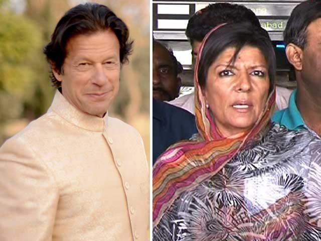 عمران خان کی بہنیں حقیقت جاننے کے لئے اسلام آباد پہنچ گئیں، فوٹو: فائل