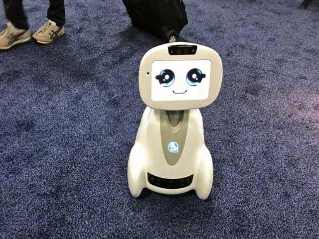 کم قیمت روبوٹ چور کو پکڑوانے میں بھی کامیاب ہوسکتا ہے، اس میں آڈیو اور ویڈیو ریکارڈنگ کے آپشن بھی موجود ہیں، فوٹو: بشکریہ سی این این