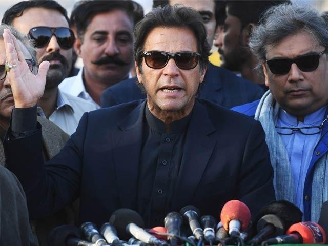 شریف بردران 19 سال سے حکومت میں ہیں لیکن وہاں پولیس کی حالت دیکھیں: عمران خان؛ فوٹوفائل