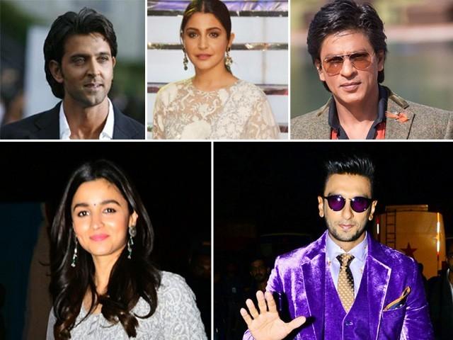 تقریب میں بھارتی اداکاروں نے ممبئی پولیس کی شہر کے لیے خدمات پر خراج تحسین پیش کیا۔