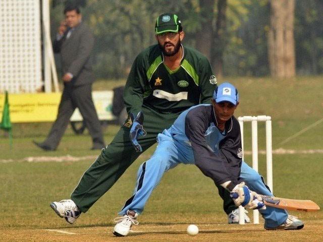 سیمی فائنل میں پاکستان نے سری لنکا کو 156 رنز سے شکست دی ۔ فوٹو: فائل