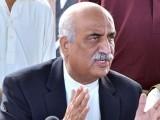 حکومت کی ناکامی کو پارلیمنٹ کی ناکامی قرار نہیں دیا جاسکتا ۔ خورشید شاہ،فوٹو:فائل