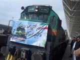 پاک ایران ٹرین سروس کا دوبارہ آغاز محرم سے قبل ہوگا فوٹو: فائل