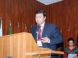 جامعہ کراچی میں قائم بین الاقوامی ادارے آئی سی بی بی ایس کے سربراہ ڈاکٹر اقبال چوہدری کو سال 2017ء کے لیے پاکستان کا سب سے زیادہ ثمرآور محقق قرار دیا ہے۔ فوٹو: فائل