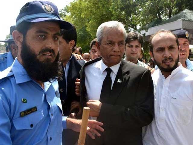 نہال ہاشمی کو دل کی تکلیف کے باعث جیل اسپتال منتقل کر دیا گیا،جیل حکام؛ فوٹوفائل