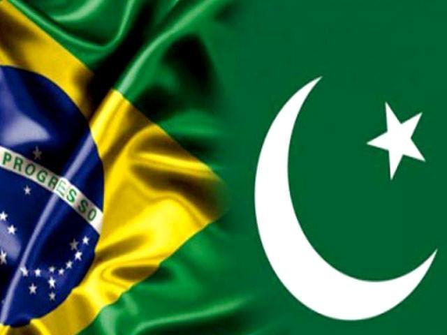 برازیلی سیکریٹری جنرل سے معاملہ مرکوسر رکن ممالک کے سربراہ اجلاس میں اٹھانے، پاکستان کے حق میں اعتمادسازی کی فضا پیدا کرنے کی استدعا۔ فوٹو: فائل