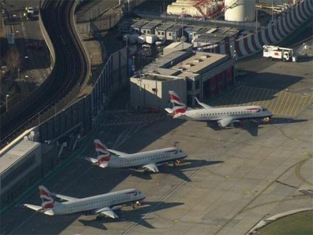 فلائٹ آپریشن معطل ہونے سے 16 ہزار مسافر متاثر ہوئے، فوٹو:انٹرنیٹ