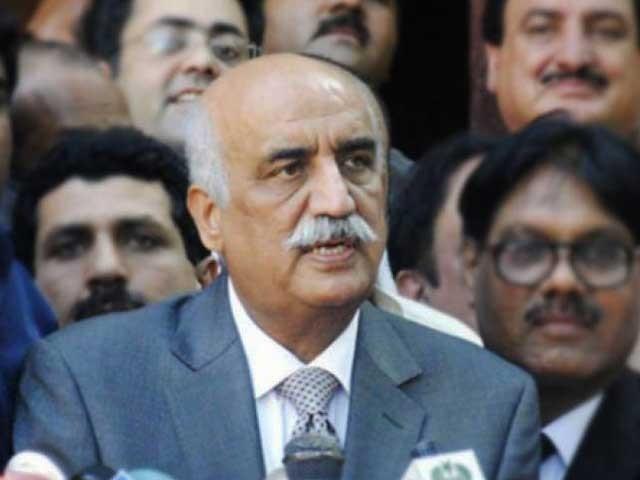 موروثی سیاست کو ختم کرنے کے دعویدار عمران خان نے اپنے کہے کے برعکس عمل کیا، ، قائد حزبِ اختلاف:  فوٹو: فائل