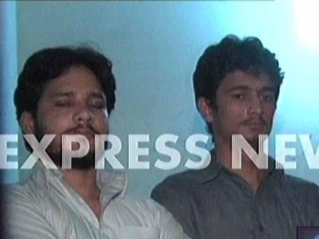 انسداد دہشت گردی عدالت نے حسیم عامر ، وسیم سندھی اور علیم آصف پر تین تین لاکھ روپے جرمانے بھی کردیا فوٹو:فائل