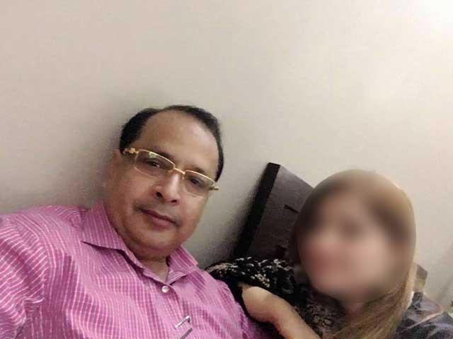 سلمان مجاہد نے زیادتی کی ویڈیو بھی بنائی اور اس کے ذریعے بلیک میل کر رہا ہے، لڑکی کا بیان فوٹو: سوشل میڈیا