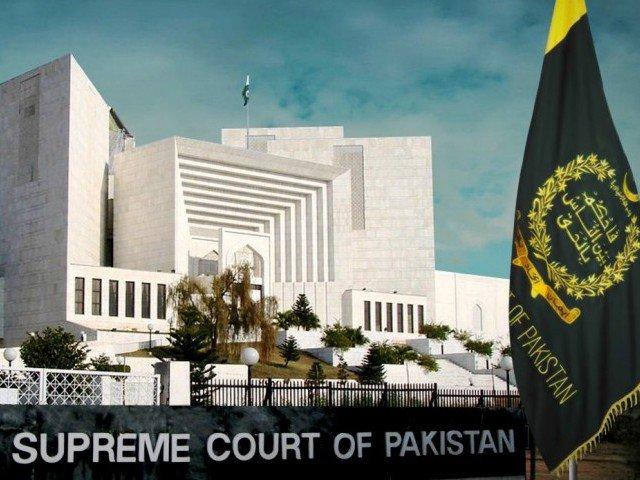 جب آئین میں مدت کا تعین نہیں تو نااہلی تاحیات ہوگی، چیف جسٹس پاکستان کے ریمارکس۔ فوٹو : فائل