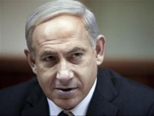 اس سازش میں چند عالمی قوتیں بھی شامل ہیں،اسرائیلی وزیراعظم افوٹو: فائل