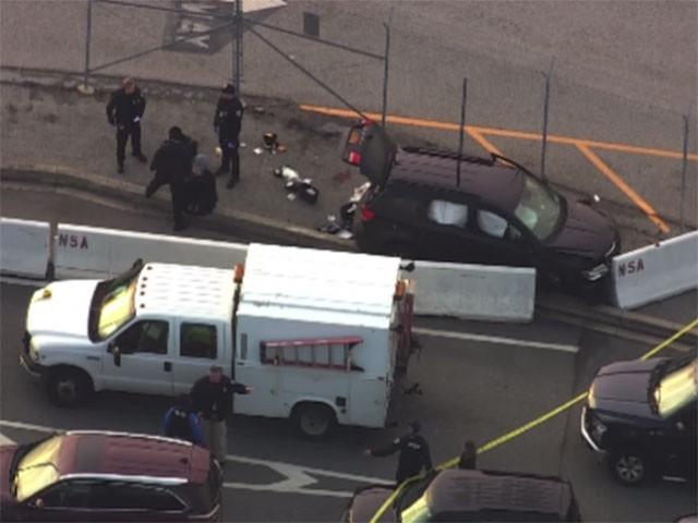 فورسز نے ایک مشتبہ شخص کو حراست میں لے لیا ہے،فوٹو:انٹرنیٹ