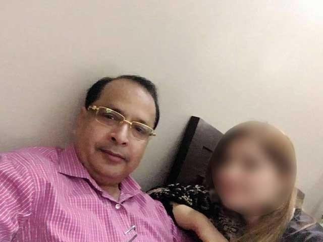 علینہ کی مدعیت میں درج مقدمے میں تشدد، حبس بے جا میں رکھنے سمیت مختلف الزامات لگائے گئے ہیں۔ فوٹو:فائل