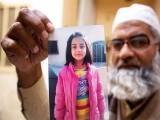 مجرم عمران جہاں سے ہماری بچی کو لے کر گیا تھا اسی جگہ پر اسے پھانسی دی جائے، والدہ زینب : فوٹو : فائل