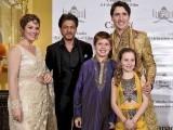 اپنی ٹویٹ میں کینیڈین وزیر اعظم  نے شاہ رخ خان کے ساتھ ملاقات کو خوشگوار قرارد یا؛ فوٹوانٹرنیٹ
