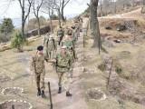 دفاعی اتاشیوں نے سیز فائر کی خلاف ورزیوں کے متاثرین سے بات چیت کی، آئی ایس پی آر : فوٹو : آئی ایس پی آر