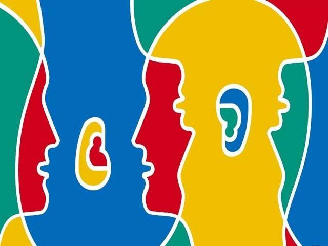 دنیا میں سیکڑوں زبانوں کے معدوم ہونے کا خطرہ درپیش ہے جن کو بچانے کےلیے کردار ادا کرنے کی اشد ضرورت ہے۔ (فوٹو: انٹرنیٹ)